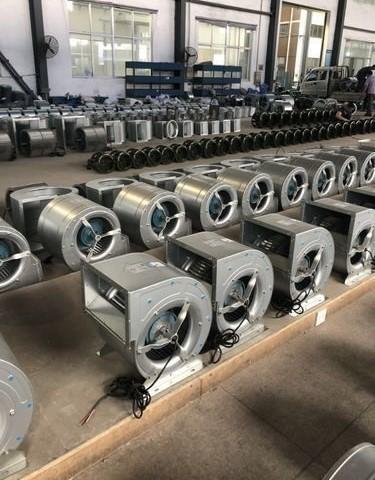 Mantenimiento de motores, extractores y presurizadores